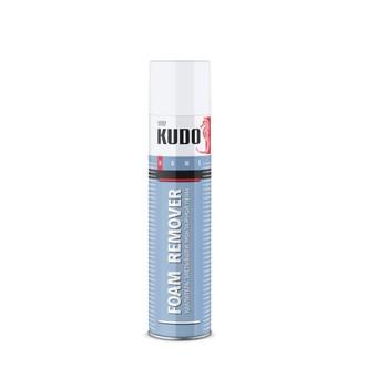 Удалитель застывшей монтажной пены KUDO FOAM REMOVER 400мл (KUP-H-04R)