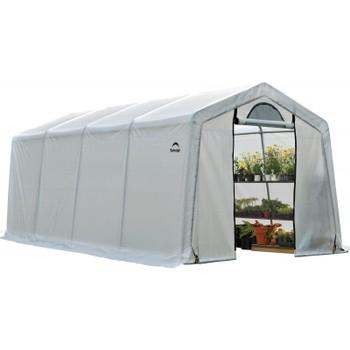 Теплица в коробке ShelterLogic 3x6,1x2,4м, светорассеивающий тент