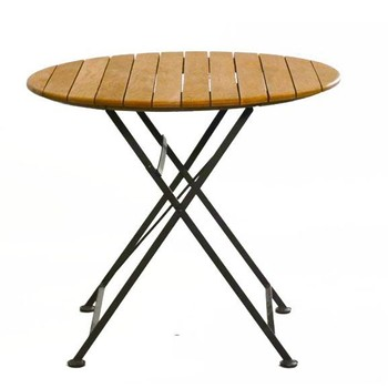Стол круглый 85 см, Holzhof