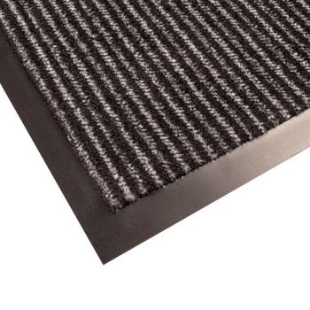 Коврик грязезащитный Linie 04, серый, 60х90 см