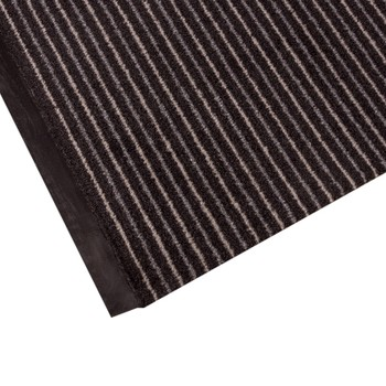 Дорожка грязезащитная Tango 60, коричневая, 0,9 м