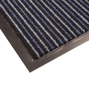 Коврик грязезащитный Tango 30, голубой, 90х150 см