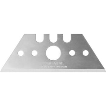 """Лезвия KRAFTOOL """"PRO"""" SOLINGEN сменные трапец, легиров сталь, многоур закалка, Тип А35, 18,7x50x0,65мм, для 18855, 5шт"""