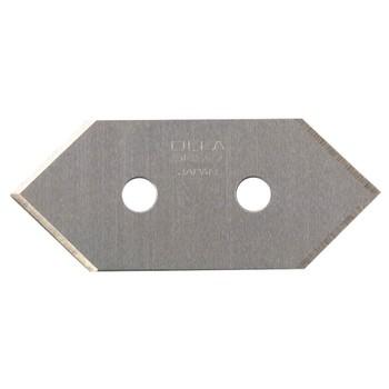 Лезвия Olfa для ножа MC-45/2B, 20(14)×49×0,3 мм, 5 шт