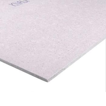 Гипсоволокнистый лист Кнауф влагостойкий 1200x600x10 мм прямая кромка