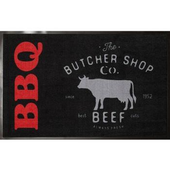 Коврик кухонный BBQ Beef Grey 20
