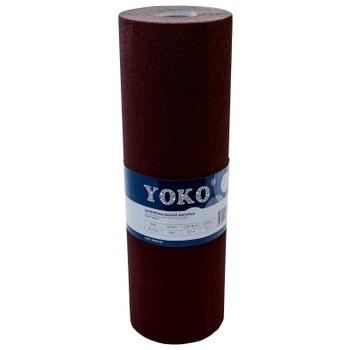 Шкурка Р60 на тканевой основе 0,7х 30м, Yoko