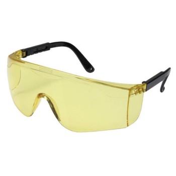 Очки STAYER защитные с регулируемыми дужками желтые