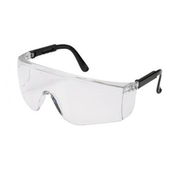 Очки STAYER защитные с регулируемыми по длине дужками, поликарбонатные прозрачные линзы