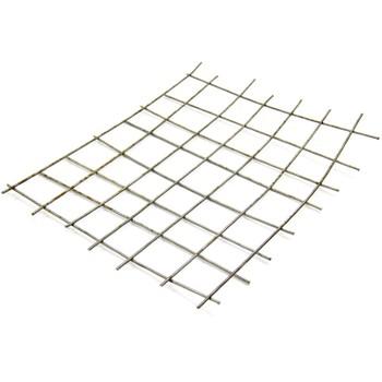 Сетка сварная дорожная 100х100мм d=3мм, (2х3м)