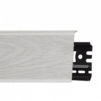 Плинтус Arbiton Indo 25, Каштан Жирона, 2500х70х26 мм