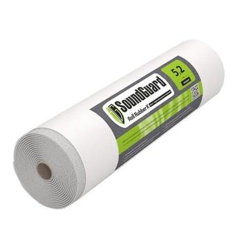 Звуко-гидроизоляционная подложка SoundGuard Roll Rubber K 10000х1000х5,5 мм