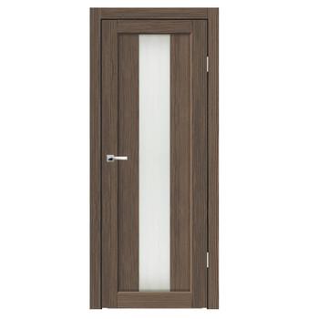 Дверное полотно Синержи Капелла, Акация темная, ПДО 800Х2000ММ