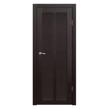 Полотно дверное глухое Орта СИНЕРЖИ венге ПВХ, ПДГ 600х2000мм