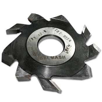 Фреза пазовая с подрезающими зубьями, БЕЛМАШ RF0019A 125х32х8 мм