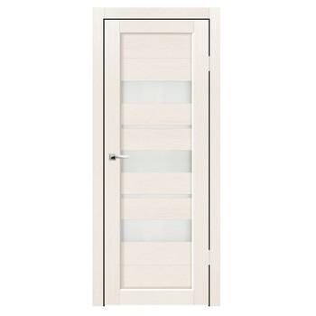 Дверное полотно Синержи Дельта, Дуб молочный, ПДО 600Х2000ММ