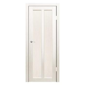Полотно дверное глухое Орта СИНЕРЖИ дуб молочный ПВХ, ПДГ 800х2000мм