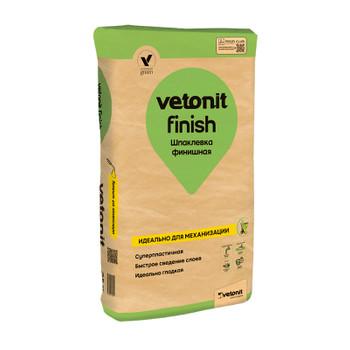 Шпатлевка полимерная Weber Finish, 25 кг