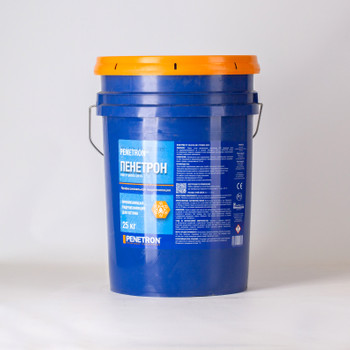 Гидроизоляция проникающая Пенетрон, 25 кг