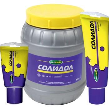 Солидол жировой 0,8/0,9 кг