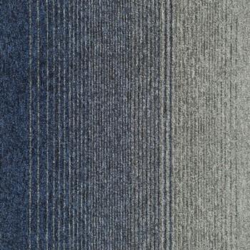 Плитка ковровая Sintelon коллекция Sky Valer 448-85, сине-серый, 6,3 мм, 33 кл, (20шт/5м2), 500x500 мм, 650647003