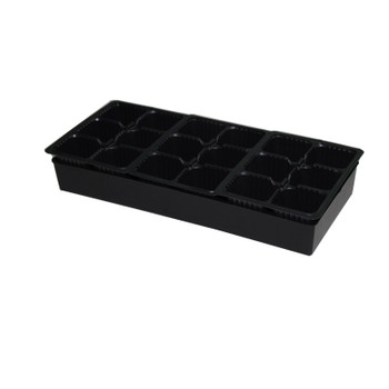 Ящик для рассады Профи 18 ячеек 400х175х60 мм