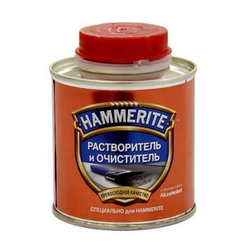 Растворитель и очиститель для лаков и красок HAMMERITE 1л