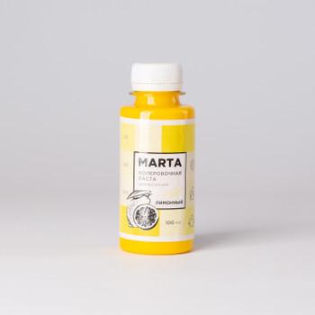 Колер MARTA №1 универсальный лимонный, 100мл