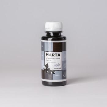 Колер MARTA №21 универсальный черный, 100мл