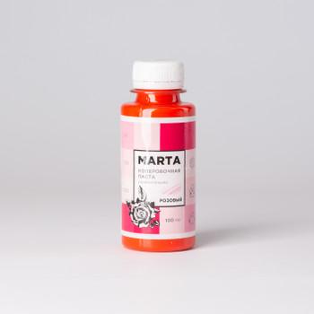 Колер MARTA №9 универсальный розовый, 100мл