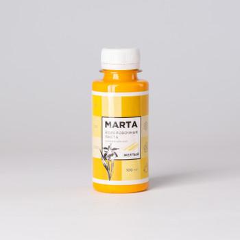 Колер MARTA №2 универсальный желтый, 100мл