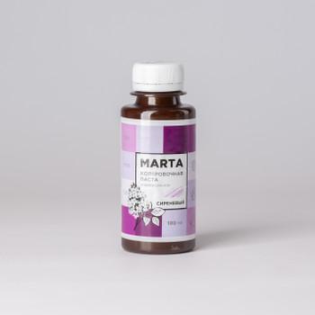 Колер MARTA №11 универсальный сиреневый, 100мл