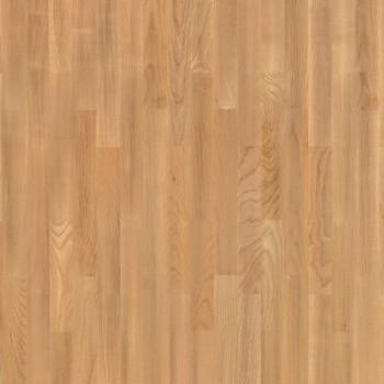 Паркет Tarkett Salsa Ясень сливочный, 550049100, 2283х194х14, 6шт/2.658 m2, под лаком PL полуглянцевый