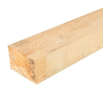 Брус обрезной естественной влажности 100х150х6000 мм, сосна (сорт 1-3)