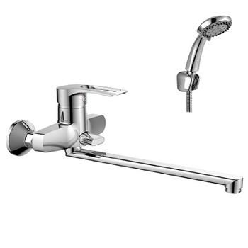Смеситель для ванны универсальный Rossinka T40-32