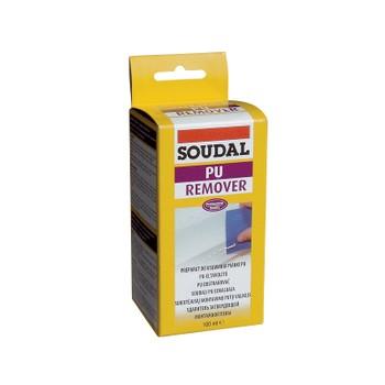 Гель SOUDAL для удаления пены с непористых поверхностей, 0,1 л