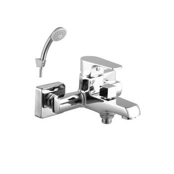 Смеситель для ванны Lemark Plus Factor LM1612C