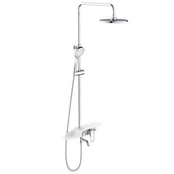 Смеситель для ванны и душа Lemark Tropic LM7003С