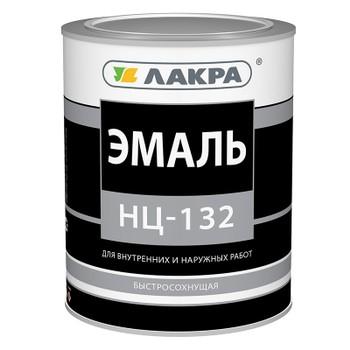 Эмаль НЦ-132 желтая, 0,7 кг (Лакра)