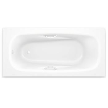 Стальная ванна с отверстиями для ручек BLB UNIVERSAL ANATOMICA 170х75, B75U handles N