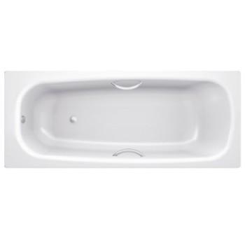 Стальная ванна с отверстиями для ручек BLB UNIVERSAL HG 150х70, B50H handles