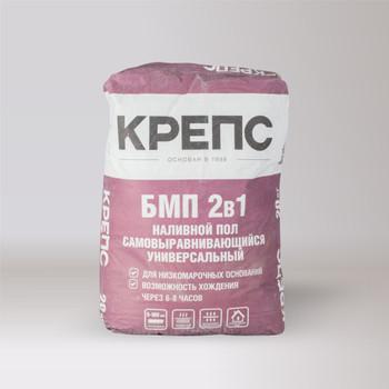 Ровнитель цементный Крепс БМП, 20 кг
