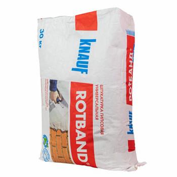 Штукатурка гипсовая Ротбанд Кнауф, 30 кг