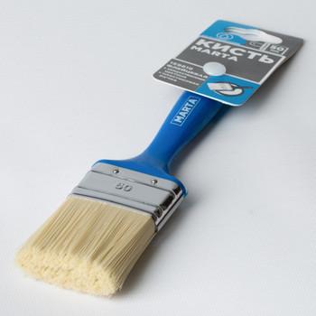 Кисть флейцевая Marta, пластиковая ручка, 50 мм
