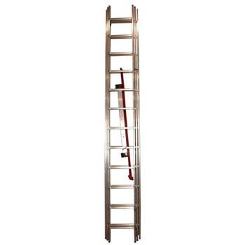 Лестница трехсекционная 3x12 (338/560/786 см, вес 17,5 кг)