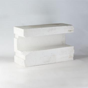 Блок газобетонный U-образный Поревит D500 625x250x400 мм