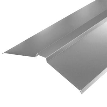Планка конька плоского 150х150х2000 (ОЦ-01-БЦ-ОН)
