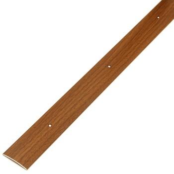 Порожек одноуровневый 44,5×900мм орех (ПС 04.900.088)