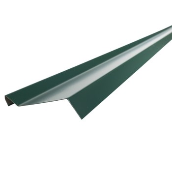Планка примыкания S6 Pe RAL 6005 L-2000мм зеленый мох