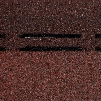 Черепица коньково-карнизная Docke PIE SIMPLE Красный